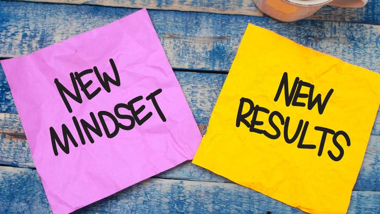 mindset coaching results